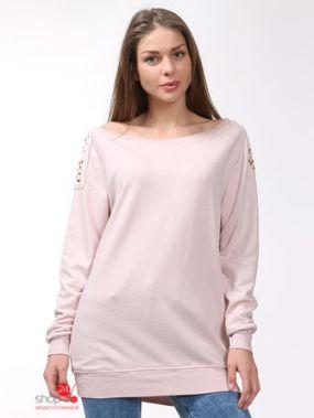 Свитшот Lafine, цвет розовый