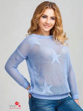 Джемпер SVTR, цвет голубой
