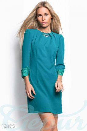 Элегантное платье-мини