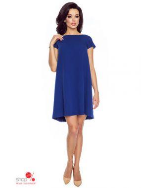 Платье KarteS-Moda, цвет синий