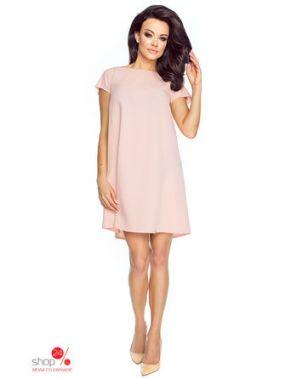 Платье KarteS-Moda, цвет розовый