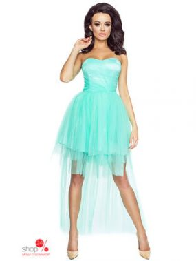 Платье KarteS-Moda, цвет мятный