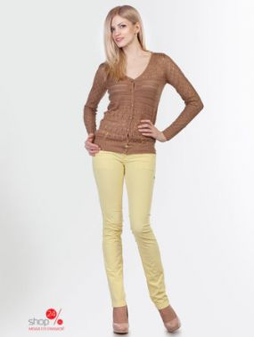Кардиган Happyсhoice, цвет коричневый