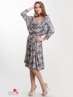 Платье Brava Catalan, цвет серый