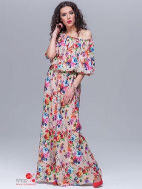 Платье Jet, цвет мультиколор