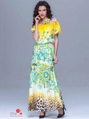 Платье Jet, цвет желтый