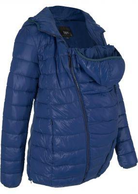Куртка для беременных с карманом для малыша
