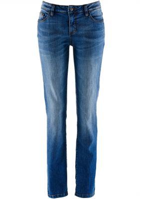 Прямые джинсы-стретч