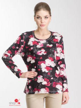 Джемпер Olsen, цвет черный, белый, розовый