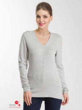 Пуловер Olsen, цвет светло-серый