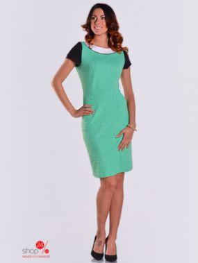 Платье Alicja, цвет зеленый