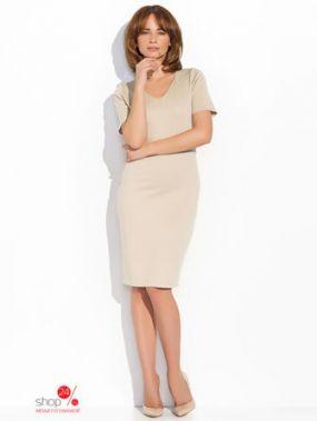 Платье Numinou, цвет бежевый