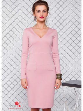 Платье GrandUA, цвет розовый