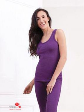 Майка KEY, цвет фиолетовый