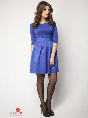 Платье Lavana Fashion, цвет синий