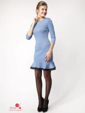 Платье Lavana Fashion, цвет голубой