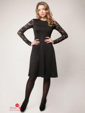 Платье Lavana Fashion, цвет черный