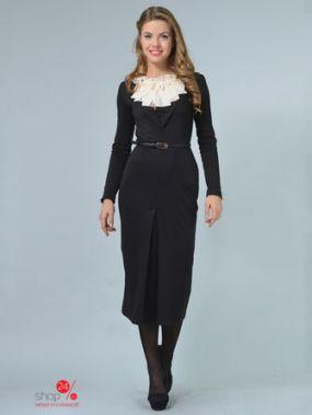 Платье LILA KASS, цвет черный