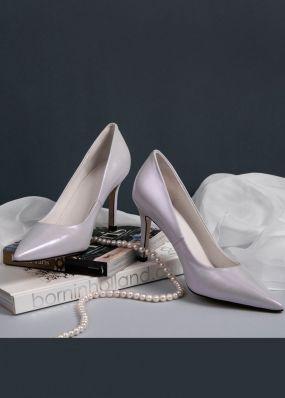 Перламутровые туфли-лодочки TBB003SH