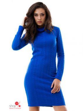Платье Bomond, цвет ярко-синий