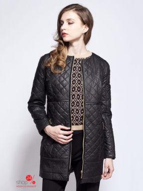 Пальто Vilatte, цвет черный