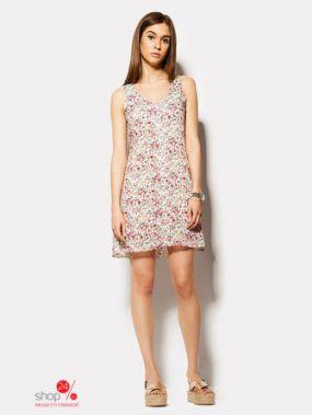 Платье Cardo, цвет белый