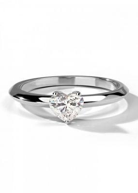 Кольцо с бриллиантом BENDES 10011