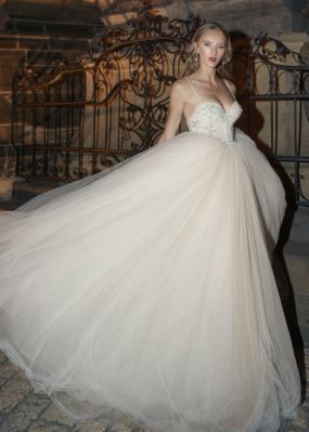 Свадебное платье NETTA BEN SHABU ANNA