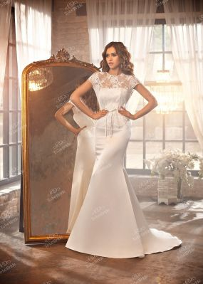 Свадебное платье-трансформер AZ001