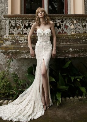 Свадебное платье NETTA BEN SHABU GIEASEL