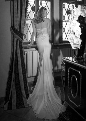 Свадебное платье NETTA BEN SHABU KIRRA