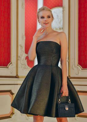 Вечернее платье-бюстье NN023B