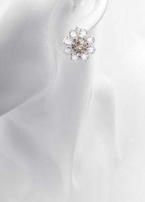 Серьги с кристаллами Swarovski OD21808