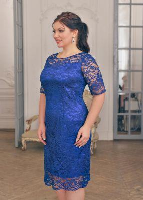 Вечернее платье из кружева RB060B