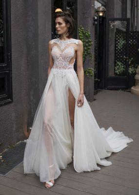 Свадебное платье с жемчугом RIKI DALAL RD-206