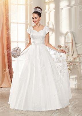 Длинное свадебное платье SL0149