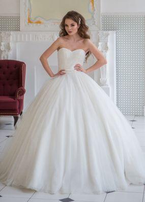 Пышное свадебное платье SOL012