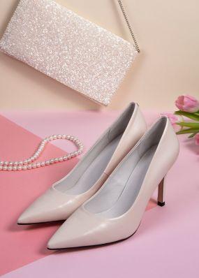 Свадебные туфли на каблуке TBB008SH