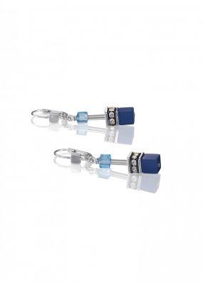 Серьги Blue-Aqua 2838/20-0737