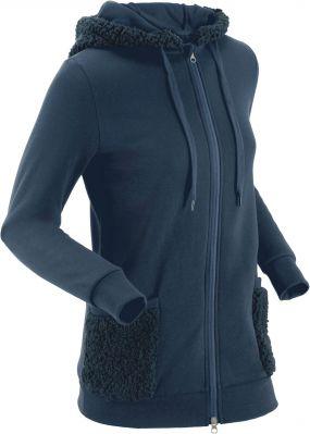 Куртка из плюшевого флиса
