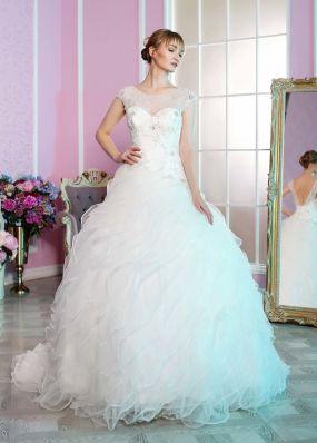 ESS026 Свадебное платье
