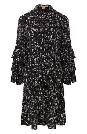 Шелковое платье Michael Kors Collection