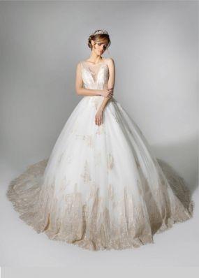 ESS035 Свадебное платье