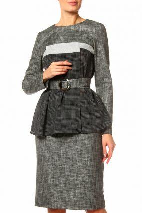 Костюм: блуза, юбка Adzhedo