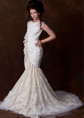 ESS049 Свадебное платье