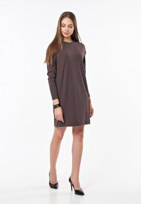 Платье лапша оверсайз для прогулок