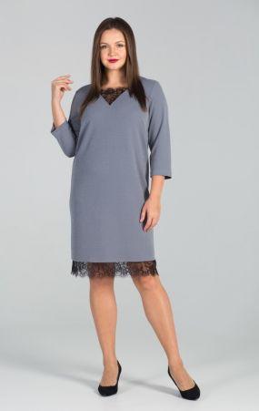 Праздничное платье с легкими мерцанием
