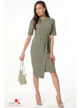 Платье Fly, цвет хаки