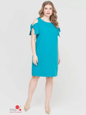 Платье Vis-a-vis, цвет голубой