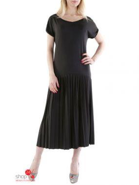 Платье Sexy Woman, цвет черный